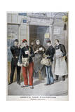 Post-Office Employees Improvise, 1899 Giclee Print by Henri Meyer