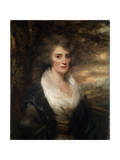 Portrait of Mrs Elinor Bethune, 1790S Giclee Print by Henry Raeburn