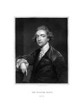 Sir William Jones, English Orientalist, Philologist and Jurist Giclee Print by J Cochran