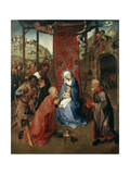 The Adoration of the Magi, 15th Century Giclee Print by Hugo van der Goes
