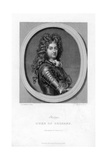 Philippe I, Duke of Orleans Giclee Print by J Brown