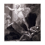 'The Resurrection' , C1810-C1844 Wydruk giclee autor Henry Corbould