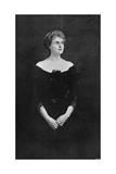Mrs Errol Guy Turner, 1903 Giclée-Druck von Hubert von Herkomer