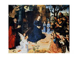 Adoration of the Shepherd, 1476-1479 Giclee Print by Hugo van der Goes
