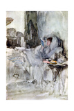 The Convalescent, 19th Century Giclee Print by James Abbott McNeill Whistler