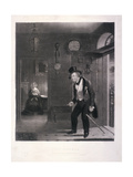 The Spirit, Thou Comest in Such a Questionable Shape, 1845 Giclee Print by James Scott