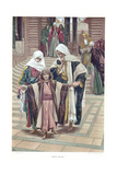 Jesus Found, C1897 Giclee Print by James Jacques Joseph Tissot