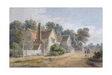View at Dorking, Surrey, 19th Century Giclee Print by James Duffield Harding