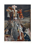 The Descent from the Cross, C1890 Giclee Print by James Jacques Joseph Tissot