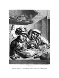 The Misers, C1480-1530 Giclee Print by J Jackson
