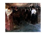 Music-Hall, 1895-1896 Giclee Print by Jean Louis Forain