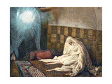 The Annunciation, 1897 Giclee Print by James Jacques Joseph Tissot