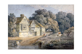 The Ost House at Hastings, Sussex, 19th Century Giclee Print by James Duffield Harding