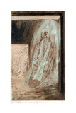 The Angel of the Lord on the Stone of the Sepulchre, 1897 Giclee Print by James Jacques Joseph Tissot