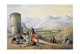 First Anglo-Afghan War 1838-1842 Giclee Print by James Atkinson