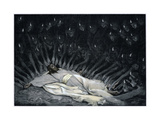 Angels Ministering to Jesus after the Devil Has Left Him, 1897 Giclee Print by James Jacques Joseph Tissot