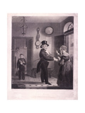 The Man, I Pray You Know Me When We Meet Again, 1840 Giclee Print by James Scott