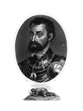 Charles V, King of Spain and Holy Roman Emperor Giclee Print by J Chapman