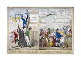 The National Pop-Shop in Threadneedle Street, 1826 Giclee Print by Isaac Robert Cruikshank