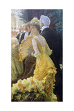 The Ball, C1878 Giclee Print by James Jacques Joseph Tissot