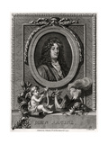John Racine, 1774 Giclee Print by J Collyer