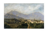View of Italy, 1811 Giclee Print by Jean Joseph Xavier Bidauld