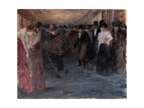 Music Hall, 1890S Giclee Print by Jean Louis Forain