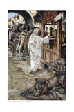 Christ Calling Matthew, the Tax Collector, C1890 Giclee Print by James Jacques Joseph Tissot