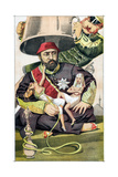 Abd-Ul-Aziz, Sultan of Turkey from 1861, 1869 Giclee Print by James Jacques Joseph Tissot