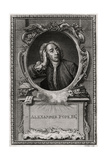 Alexander Pope, 1774 Giclee Print by J Collyer