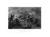 Charge of the Zouaves, Capture of Roanoke Island, North Carolina, 1862-1867 Giclee Print by JJ Crew