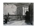 The Miser, C1851 Giclee Print by James Abbott McNeill Whistler