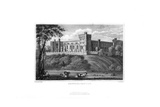 Arundel Castle, West Sussex, 1829 Giclee Print by J Rogers
