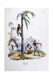 Chanar, 1828 Giclee Print by Jean Henri Marlet
