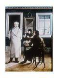 Johann Wolfgang Von Goethe, 19th Century Giclee Print by JJ Scheller
