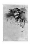 Whistler, 1859 Giclee Print by James Abbott McNeill Whistler