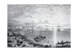 View of Greenwich Hospital, Greenwich, London, 1822 Giclee Print by James Duffield Harding