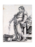 The Butcher, C1745-1805 Giclee Print by Jean-Baptiste Greuze