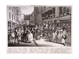 The Beaux Disaster, 1747 Giclee Print by John June