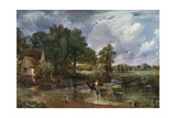 The Hay Wain, 1821 Giclee Print by John Constable