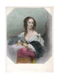 Lady Caroline Capel, C1800-1820 Giclee Print by John Hayter
