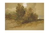 Wraysbury, Buckinghamshire, 1872 Giclee Print by John Gilbert