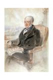 John Britten, 1848 Giclee Print by John Hayter