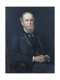 Sir John Lubbock, C1875-1913 Giclee Print by John Collier