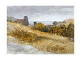 The Sea Near Hastings, 1853 Giclee Print by John Gilbert