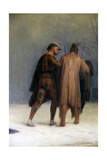 Duel after a Masquerade, 1857 Giclee Print by Jean-Leon Gerome