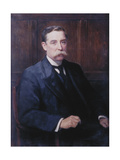 Sir Edwin Cornwall, 1907 Giclee Print by John Collier
