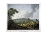 Caen Wood, St Pancras, London, 1799 Giclee Print by John Rathbone