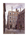 Inner Temple, London, 1879 Giclee Print by John Crowther