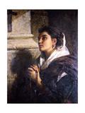 Faith, 1864 Giclee Print by John Phillip